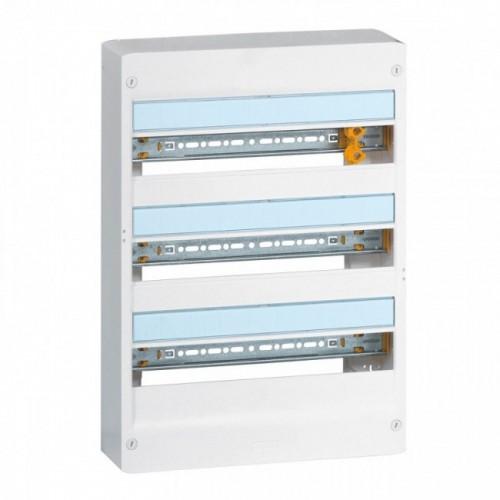 Tableau Drivia 3 rangées 18 modules nu Legrand Réf: 401223