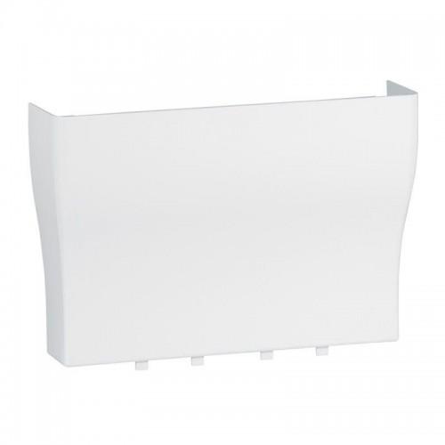Cornet d'épanouissement pour GTL 18 modules jonction goulotte / plafond Legrand Réf: 030071