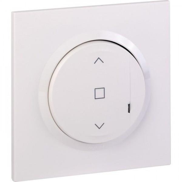 Interrupteur pour volets roulant à câbler pour installation Dooxie with Netatmo Legrand Réf: 600086