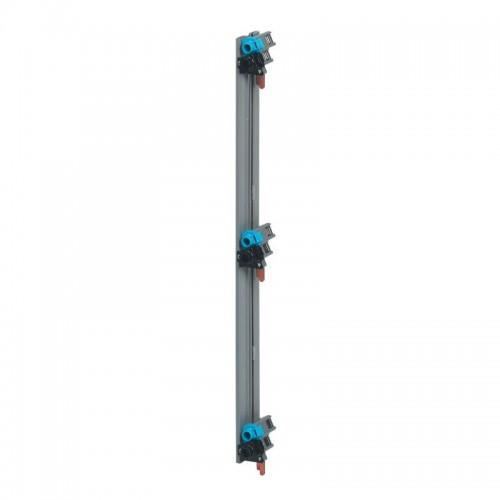Peigne d'alimentation verticale VX3 optimisée monophasée pour coffret 3 rangées entraxe 150mm Legrand Réf: 405004