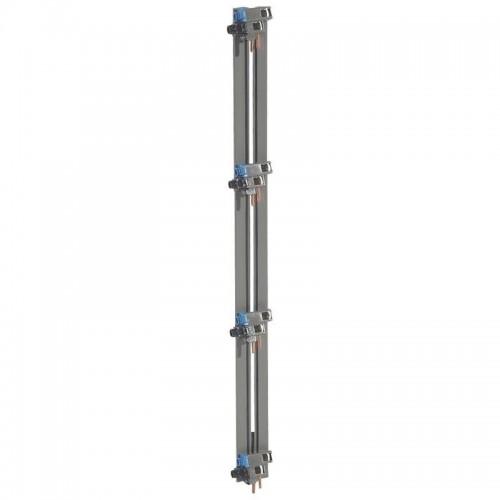 Peigne d'alimentation vertical VX3 optimisée monophasée pour coffret 4 rangées entraxe 150mm Legrand Réf: 405005