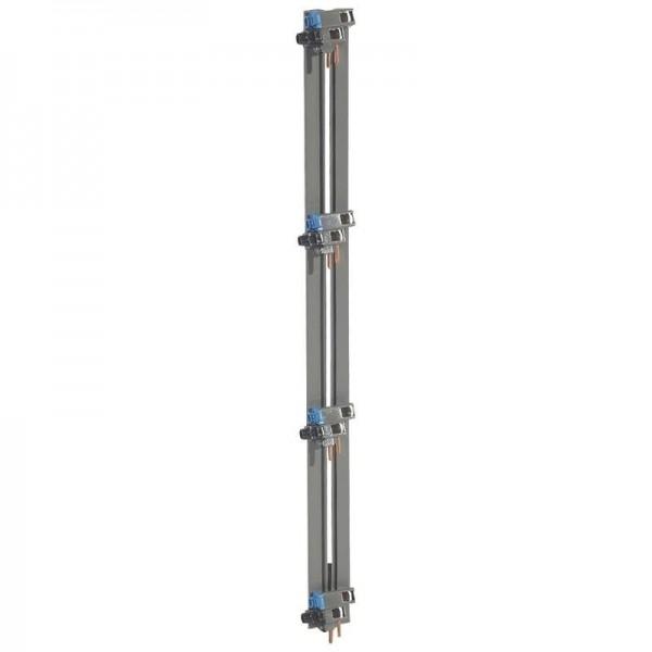 Peigne d'alimentation vertical 4 rangées entraxe 150mm Legrand Réf: 405005