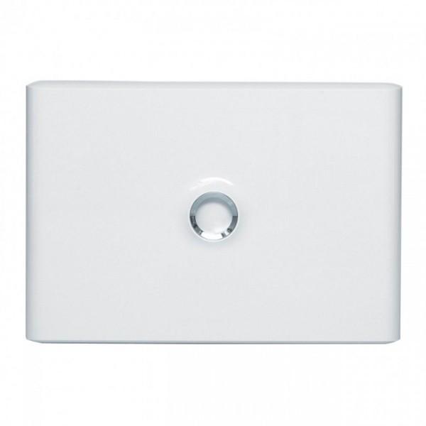 Porte Drivia 1 rangée blanche Legrand Réf: 401231