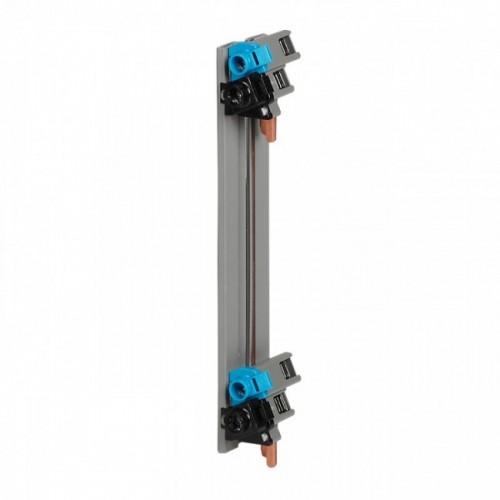 Peigne vertical pour tableau drivia 2 rangées entraxe 125mm Réf: 405000
