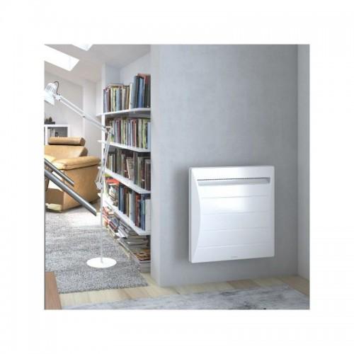 Radiateur électrique horizontal 1500 watts chaleur douce Mozart Digital Thermor Réf: 475251