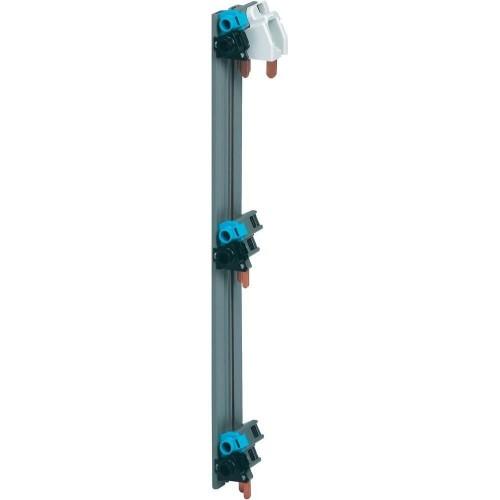 Peigne vertical pour tableau drivia 3 rangées Legrand entraxe 125mm Réf: 405001