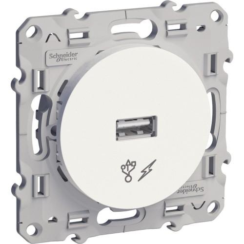 Prise chargeur USB Odace Réf: S520408