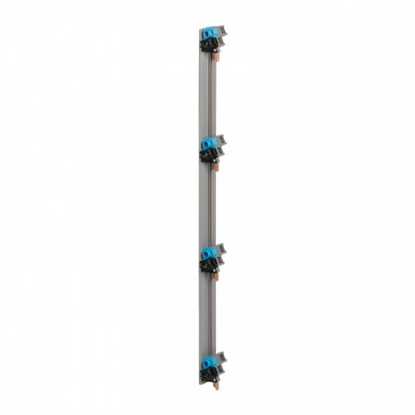 Peigne vertical 4 rangées Legrand entraxe 125mm Réf: 405002
