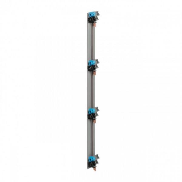 Peigne vertical pour tableau drivia 4 rangées Legrand entraxe 125mm Réf: 405002