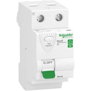 Interrupteurs différentiels automatiques Embrochable Schneider
