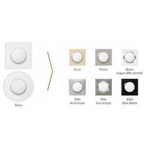 Plaques de Finition Dooxie rondes, carrées & Accessoires